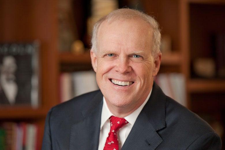 President John Hennessy