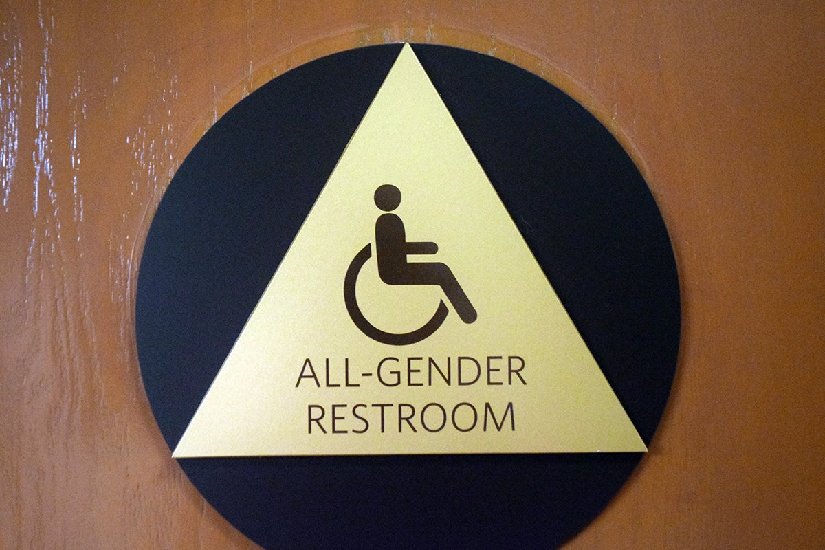 all-gender sign