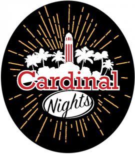 Cardinal Nights logo